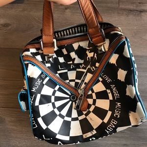 LAMB bowler bag